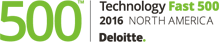 Deloitte Technology Fast 500™ 2016 Award